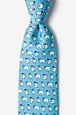 Have An Ice Christmas Tie by Alynn