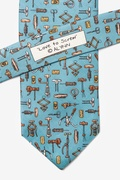 Love To Screw Tie by Alynn Novelty
