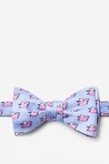 When Pigs Fly Butterfly Self Tie Bow Tie by Alynn Bow Ties