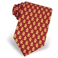 Bread Men Tell No Tales Tie by Alynn Novelty