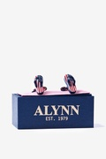 American Casual Cufflink by Alynn Novelty