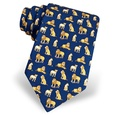 African Lion Tie by Alynn Zoological