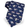 American Fighter Jets Tie by Alynn Novelty