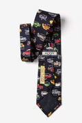Antique Cars Tie by Alynn