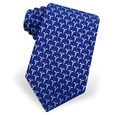 Caduceus Tie by Alynn Novelty
