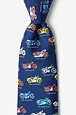 Classic Motorcycles Tie by Alynn