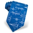 Cool Your Jets Tie by Alynn Novelty