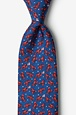 Crustacean Nation Tie by Alynn