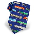 Derailed Tie by Alynn Novelty