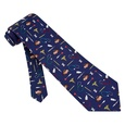 Doctor In The House Tie by Alynn