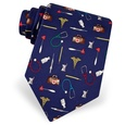 Doctor In The House Tie by Alynn Novelty