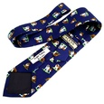 English Bulldog Tie by Alynn Dog Ties