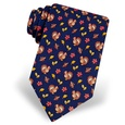 Fall Fowl Tie by Alynn