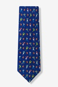 Football Fanatic Tie by Alynn