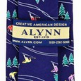 Hitting The Slopes Tie For Boys by Alynn