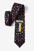 Hot Air Balloons Tie by Alynn