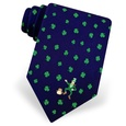 Luck Of The Irish Tie by Alynn