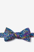 Mellow Melody Butterfly Self Tie Bow Tie by Alynn Bow Ties