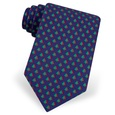 Micro Christmas Trees Tie by Alynn Novelty