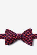 Micro Crabs Butterfly Bow Tie by Alynn Bow Ties
