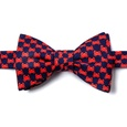 Micro Crabs Butterfly Self Tie Bow Tie by Alynn Bow Ties