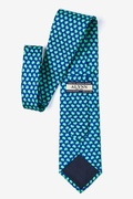 Micro Sea Turtles Tie by Alynn