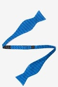 Micro Sharks Butterfly Bow Tie by Alynn Bow Ties