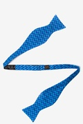Micro Sharks Butterfly Self Tie Bow Tie by Alynn Bow Ties