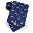 Mooring Madness Tie by Eric Holch for Alynn Neckwear