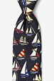 Name That Boat Tie by Eric Holch for Alynn Neckwear