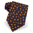 Oak Leaves Tie by Alynn