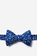 Ouch! Butterfly Self Tie Bow Tie by Alynn Bow Ties