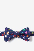 Rainbow Fleet Self Tie Bow Tie by Alynn Bow Ties