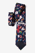Required Reading Tie by Alynn Novelty