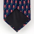 Santa Golf Tie by Alynn