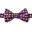 See No, Hear No, Speak No Jack Butterfly Self Tie Bow Tie by Alynn Bow Ties