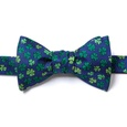 Shamrock'd Butterfly Bow Tie by Alynn Bow Ties