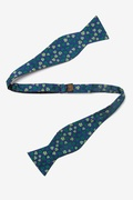 Shamrock'd Butterfly Self Tie Bow Tie by Alynn Bow Ties
