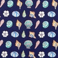 Shell Seekers Tie by Eric Holch for Alynn Neckwear