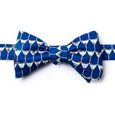 Stack Of Martinis Butterfly Self Tie Bow Tie by Alynn Bow Ties