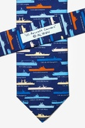 U.S. Aircraft Carriers Tie by Alynn Novelty