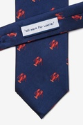 Will Work For Lobster Tie by Alynn