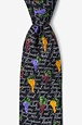 Wine Grapes Tie by Alynn