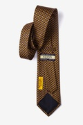 Yellow Cab Tie by Alynn Novelty