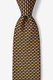 Yellow Cab Tie by Alynn