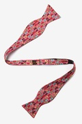 Are We There Yet? Butterfly Self Tie Bow Tie by Alynn Bow Ties