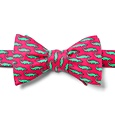 Mini Alligators Self Tie Bow Tie by Alynn Bow Ties