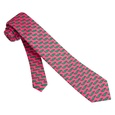Mini Alligators Skinny Tie by Alynn Novelty