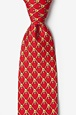 Block & Tackle Tie by Eric Holch for Alynn Neckwear