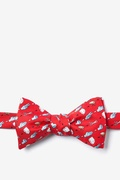 Choose Your Weapon Butterfly Bow Tie by Alynn Bow Ties